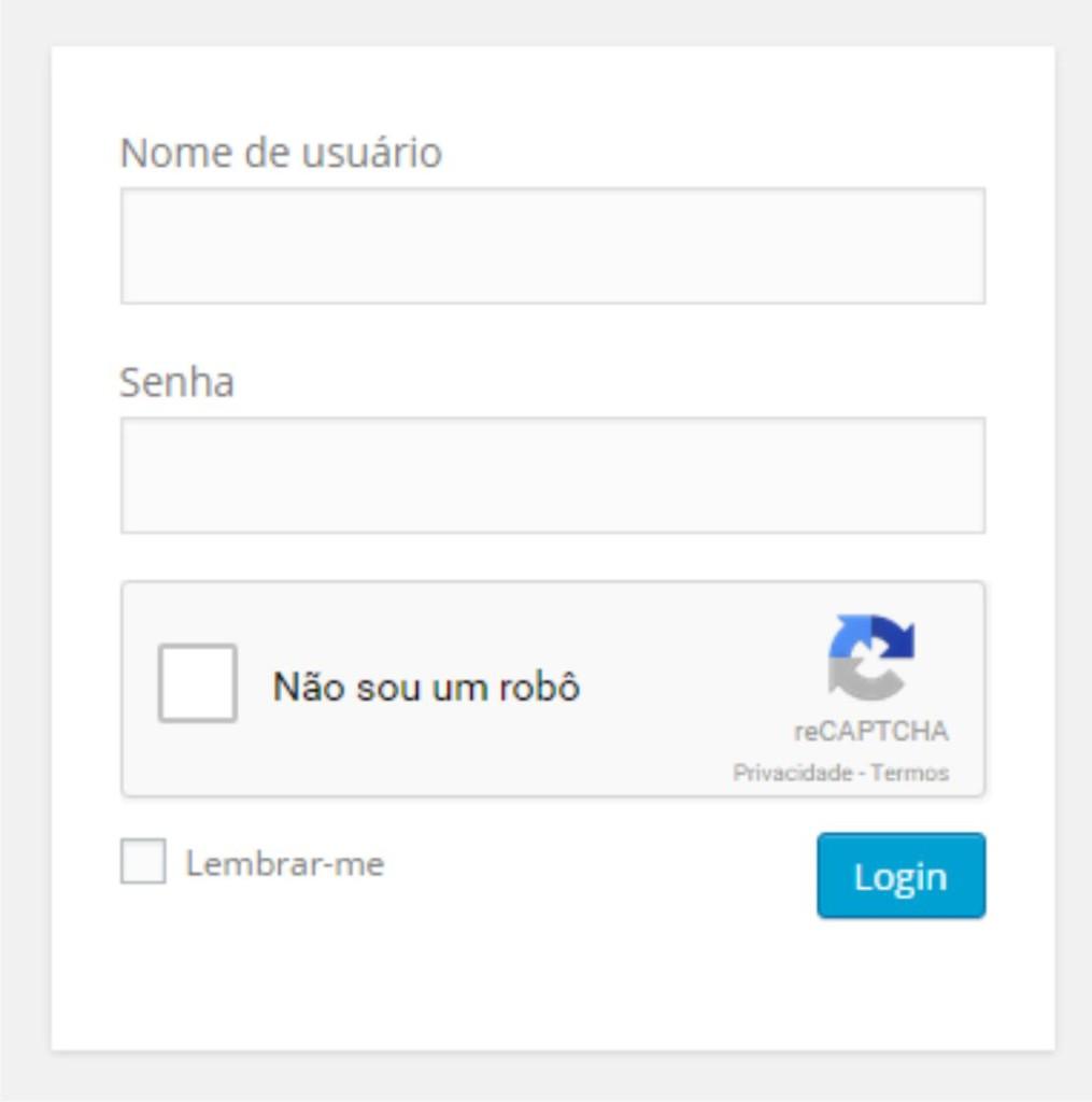 Segurança Log web